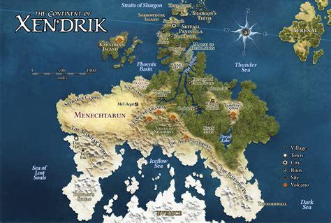 xendrik map  piazza