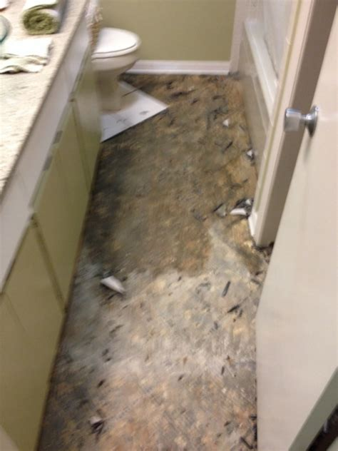 proper subfloor preparation for tile tiling contractor