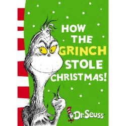 how the grinch stole christmas books products