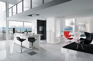 Resine Sol Blanc Brillant : faure agencement perene lyon cuisines salle de bains ~ Premium-room.com Idées de Décoration