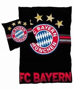 Fc Bayern Bettwäsche : fc bayern m nchen bettw sche schwarz fc bayern otto ~ Watch28wear.com Haus und Dekorationen
