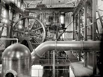 Wallpapers Industrial Machine Factory Machines Pipe Retro