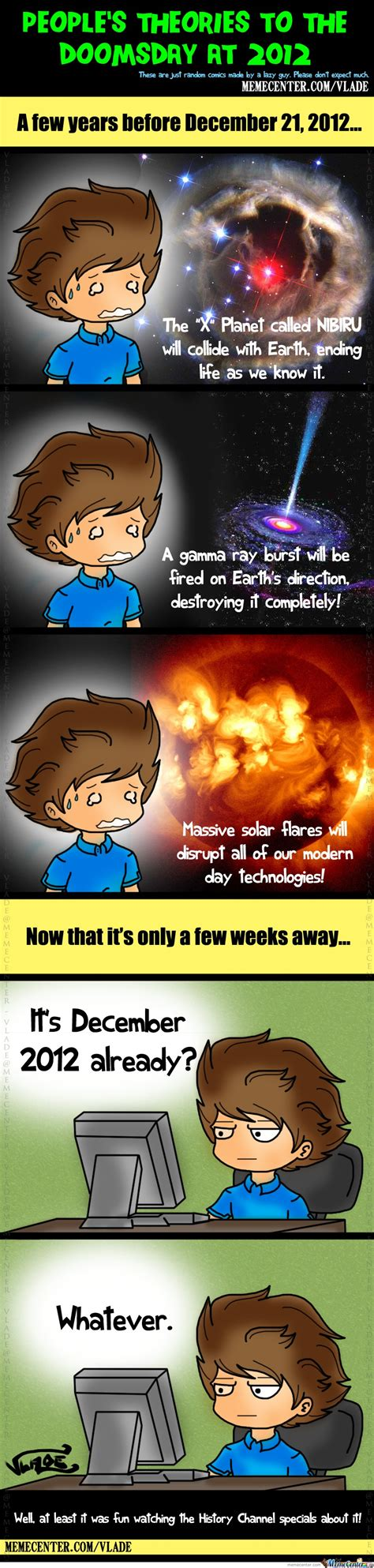 Doomsday Preppers Meme - doomsday 2012 by vlade meme center