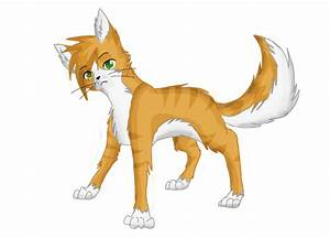 Firestar Warrior cats by TuffiPuffi on DeviantArt