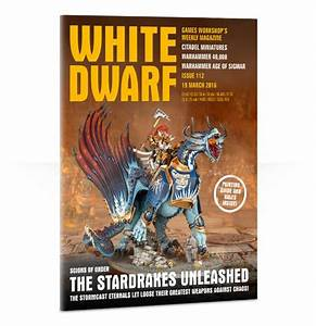 White Dwarf 112 - Inside The Covers: Star Drakepalooza ...