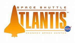 Space Shuttle Atlantis' Rocket Assembly and Building Rise ...