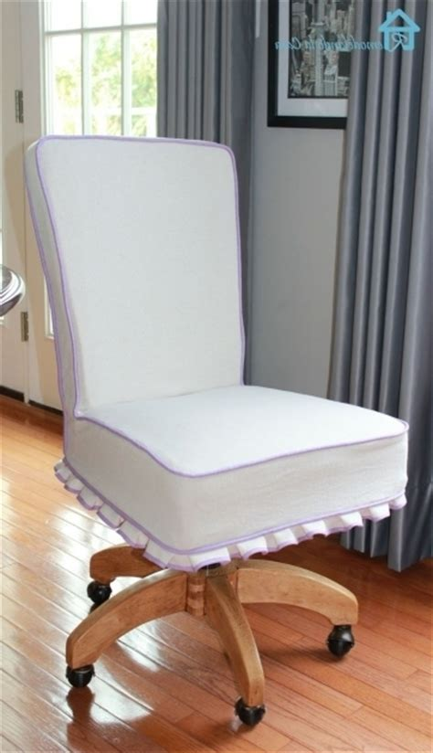office chair slipcover diy office chair slipcover patterns parsons chair covers