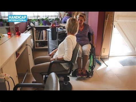 elektro hydraulische kappersstoel la chaise de coiffeur