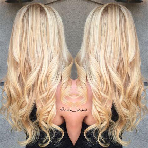 Golden Platinum Hair by Golden Platinum Highlights By Amy Ziegler