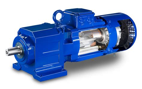 Electric Motor Gearbox by Gear Motor Synchronous Asynchronous Motors Helical