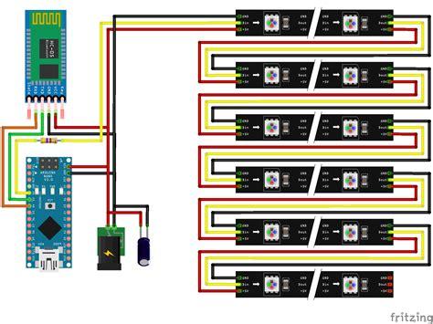 Led Matrix With Wsb Techniccontroller