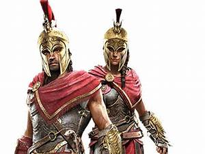 Assassin's Creed Odyssey, lucha contra Esparta