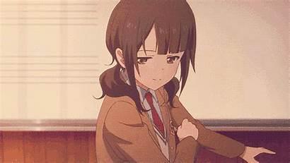 Anime Dance Gifs Tari Dancing Scratch Okita