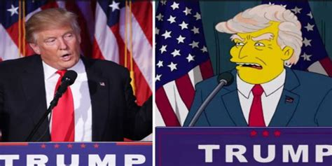 Is Donald Trump dying? Netizens searching for The Simpsons ...