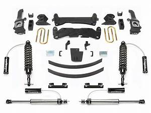 Fabtech Tacoma 6 In  Performance Lift System W   Dirt Logic