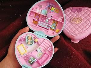 R's Childhood: Polly Pockets | arisfael
