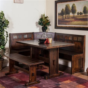 Santa Fe Breakfast Nook   Nader's Furniture