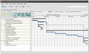 Ganttproject  Free Desktop Project Management App