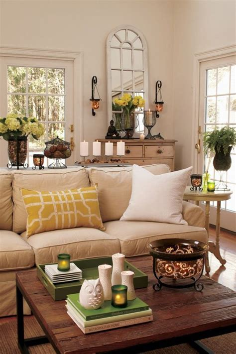 inspiring living room decorating ideas   year