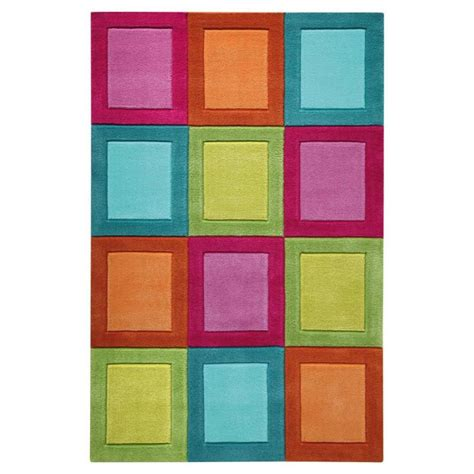 tapis enfant maclou tapis enfant multicolore smart button tuft 233 smart 150x220