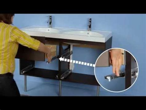 wall mounted drawer ikea godmorgon sink installation