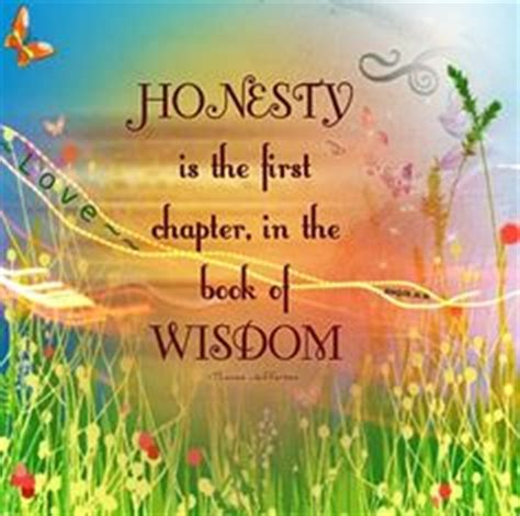 honesty quotes  students image quotes  hippoquotescom