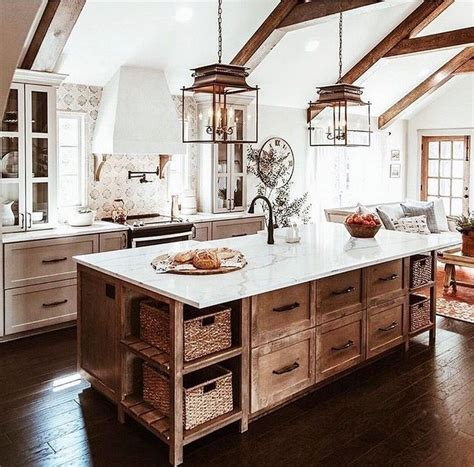 17+ Gorgeous Kitchen Decor Modern Farmhouse