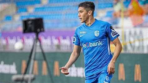 VIDEO: Gerardo Arteaga anota su primer gol con Genk ...