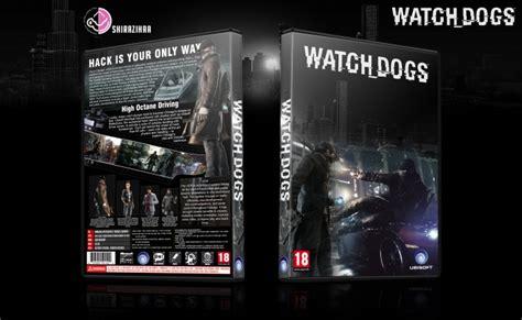 Watch Dogs Pc Box Art Cover By Shirazihaa