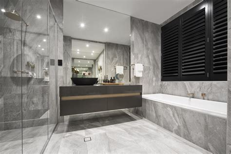 Design Bathrooms by Rochedale Icona 46 Primo Facade Stylemaster Homes