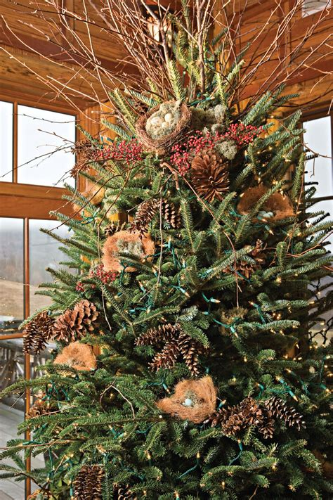 nature inspired holiday decor   mountains southern