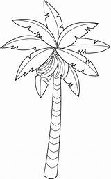 Tree Banana Outline Coloring Clipart Pages Line Drawing Clip Fruit Bananas Colouring Leaf Sheet Bestcoloringpagesforkids Bina Cliparts Fruits Minion Sweetclipart sketch template