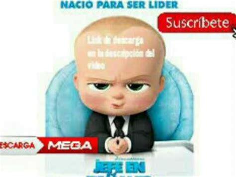 Un jefe en pañales descargar película MEGA Español