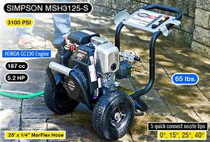 Best Cheap Pressure Washers  U2014 Affordable Cleaning Power