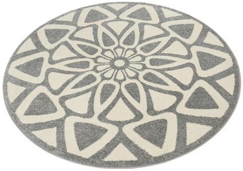 mandala teppich rund teppich 187 talea 171 home affaire collection rund h 246 he 20 mm kaufen otto