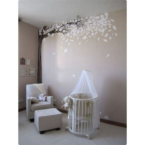 stickers chambre de bebe awesome stickers arbre blanc chambre bebe gallery