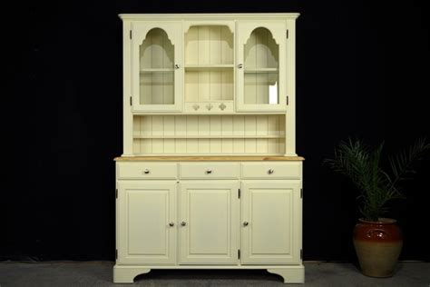 Ducal Country Pine Dresser Painted Vintage, Antique