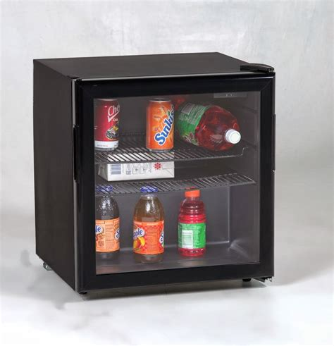 glass door refrigerator   treasure box   hot day