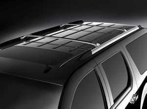 escaladedenali roof rack installation complete page