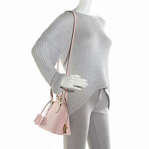 louis vuitton vernis alma bb rose ballerine 101961 With robe ballerine