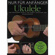 Bosworth Music Nur Für Anfänger Ukulele Buch Und Cd