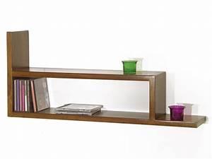 Etagere Murale Hexagonale : teck home mobilier ~ Teatrodelosmanantiales.com Idées de Décoration