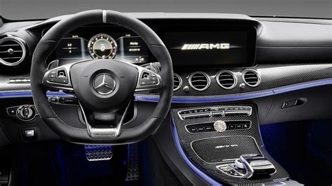 Spotted for the first time in velika plana. 2017 Mercedes E 63 S AMG 4MATIC+ Interior - YouTube
