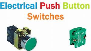 Electrical Push Button Switches   Teknic On Off Switch