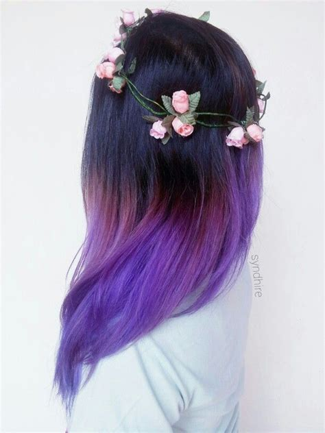 Ultra Brown Hair Dye by Manic Panic Ultra Violet Hair Purple Hair Violet