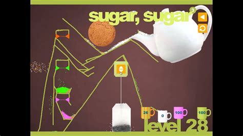 sugar sugar  level  walkthrough youtube
