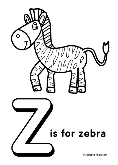 letter  coloring pages alphabet coloring pages  letter