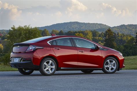 2019 Chevrolet Volt First Drive Review  Gm Authority