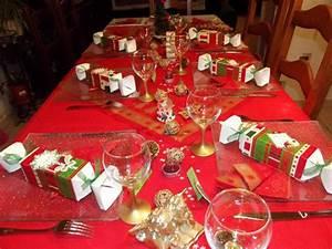 Decorations De Noel 2017 : inspiration d coration de table de no l radis rose ~ Melissatoandfro.com Idées de Décoration