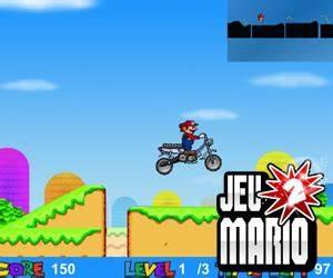 Jeux De Moto Et Voiture : mini jeux gratuit mario moto ~ Maxctalentgroup.com Avis de Voitures